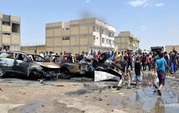В Багдаде ИГИЛ совершил теракт: более 60 жертв