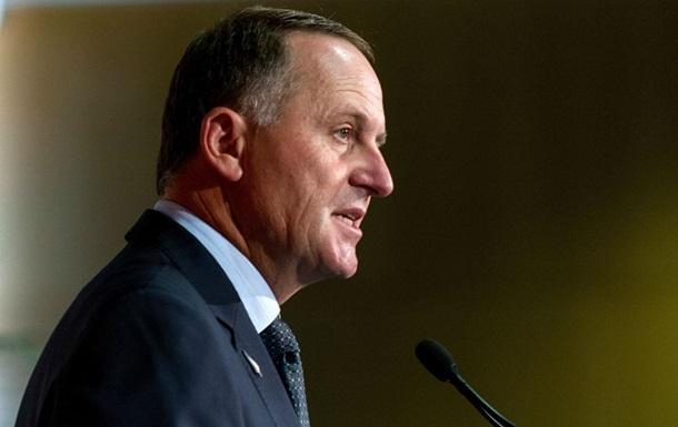 Премьера Новой Зеландии выгнали из парламента