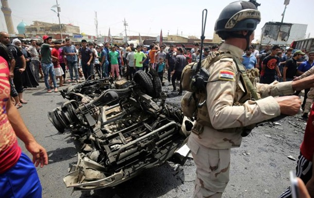 Три вибухи в Багдаді: загинули понад 90 людей