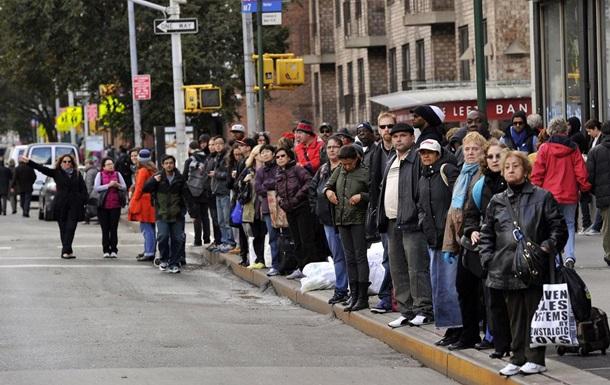 FT: Средний класс в США беднеет