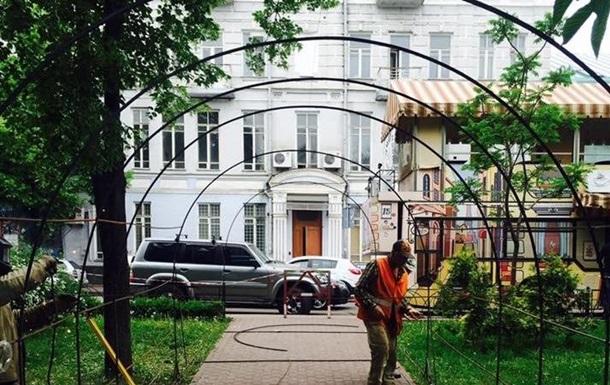 В Киеве появится тоннель любви