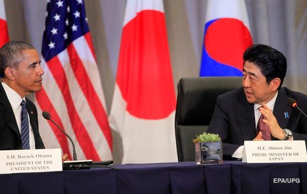 Обама и Абэ могут провести встречу 25 мая – СМИ