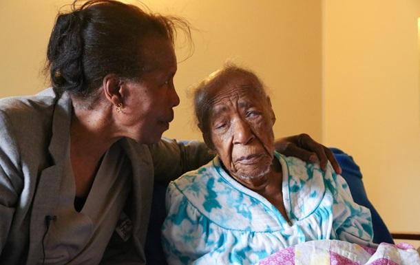 В США скончался самый старый человек в мире