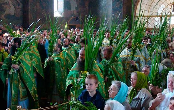 На Закарпатье Троицу сделали официальным выходным