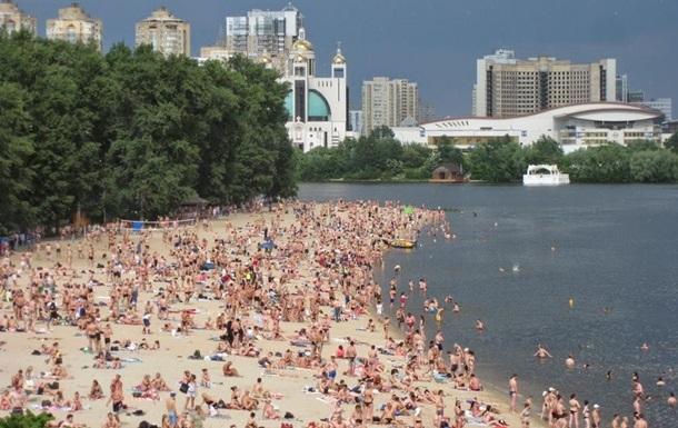 До літа в Києві відкриють дев ять пляжів