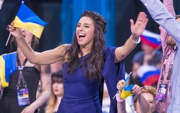 Джамала получила первую награду в Швеции
