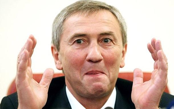 Черновецкий распустил свою партию в Грузии