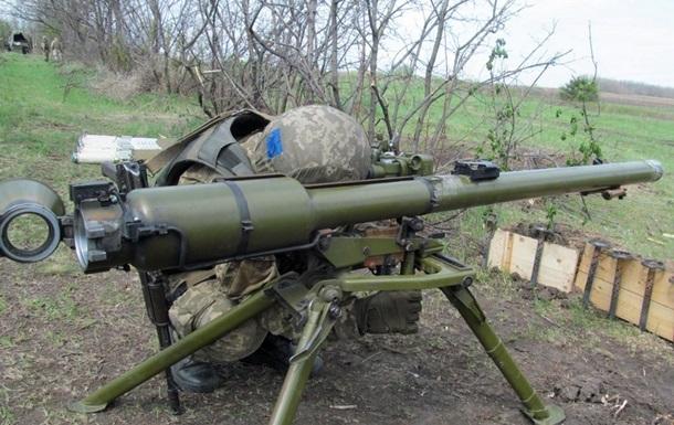 Обстрелов на Донбассе стало меньше
