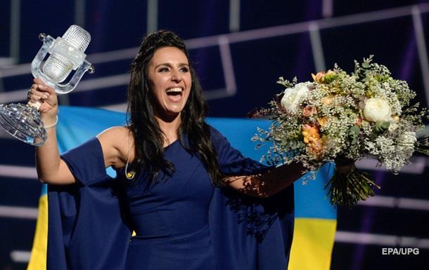 Джамала – победитель Евровидения-2016