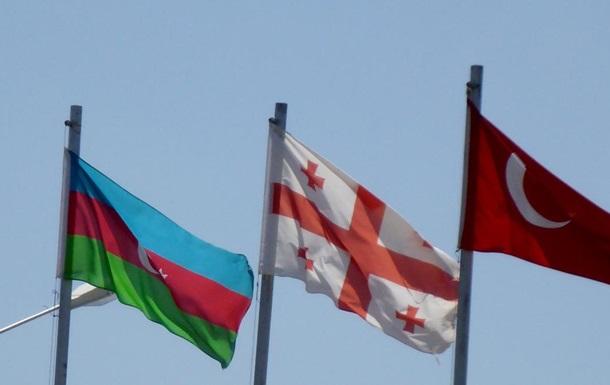 Грузия, Азербайджан и Турция проведут совместные военные учения