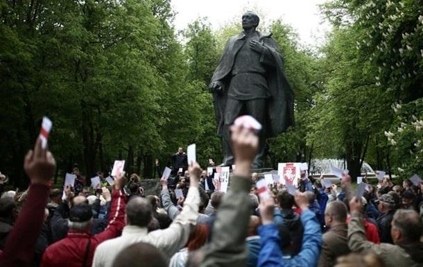 Оппозиция в Беларуси объединилась в преддверии выборов в парламент