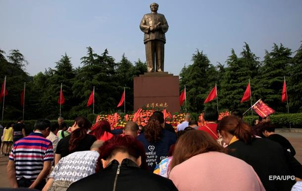 Пекин проигнорировал 50-летие  культурной революции