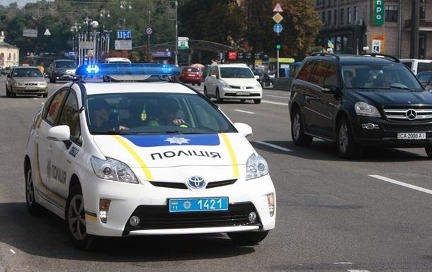 В Киеве неизвестные в масках похитили человека