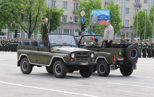 Військові паради на Донбасі порушили Мінськ - ОБСЄ