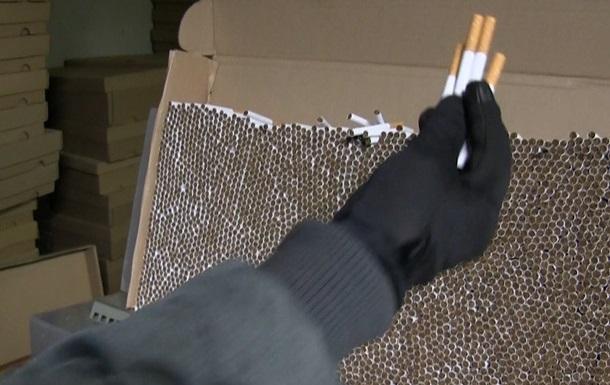 В Польше ликвидировали крупнейшую нелегальную табачную фабрику