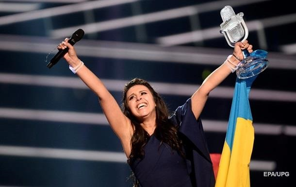 Пресс-конференция Джамалы вУкраинском государстве началась спесни Лазарева