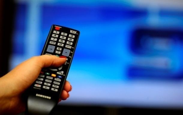 Рада отдала западным передачам 70% времени на ТВ