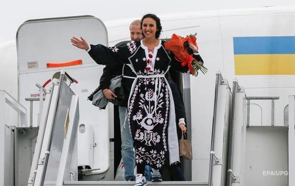 Порошенко: Песня Джамалы называлась  Крым наш