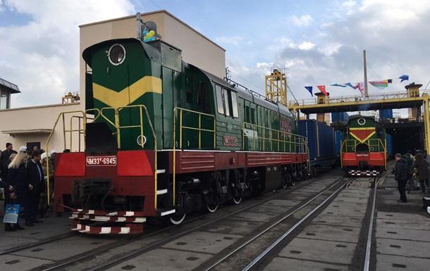 Украина вошла в Транскаспийский маршрут