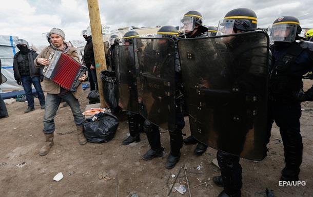 Украинцы пытались попасть в Британию через Ла-Манш