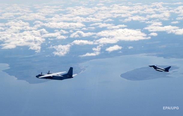 Великобритания объявила о перехвате пяти российских самолетов