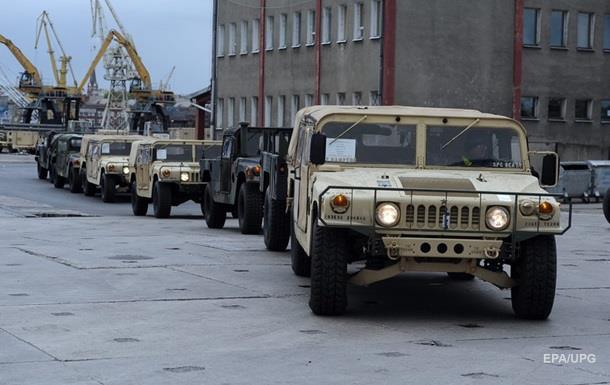 В Польше стартовали учения НАТО