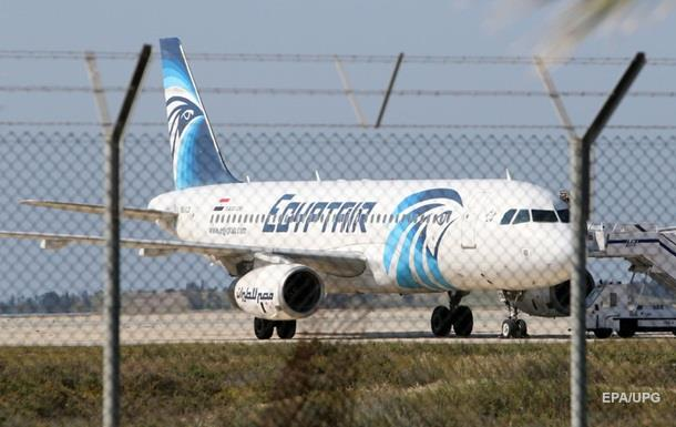 Крушение самолета Airbus A320 в Египте