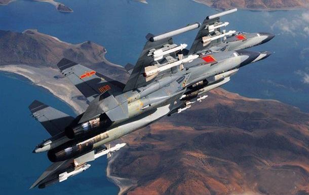 Редкий случай: ВВС Китая перехватили американский разведчик