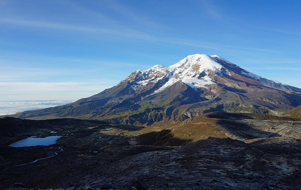 Названа новая высочайшая гора на Земле