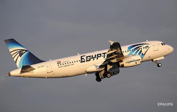 Египетский лайнер Airbus A320