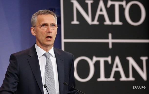 НАТО обещает Украине поддержку на саммите в Польше