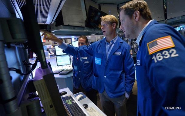Торги на биржах США закрылись падением