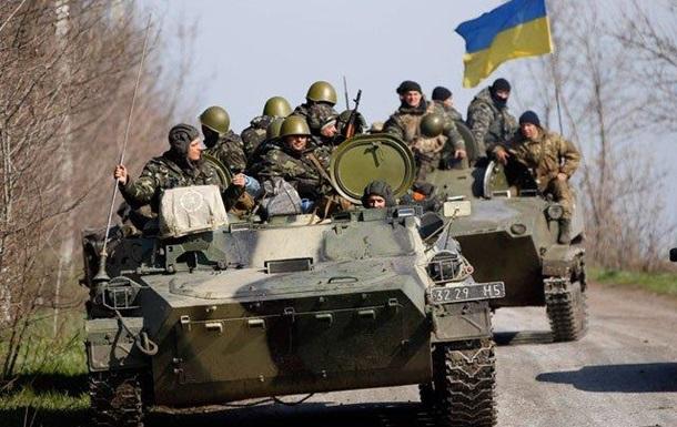 Киев ищет желающих повоевать на Донбассе
