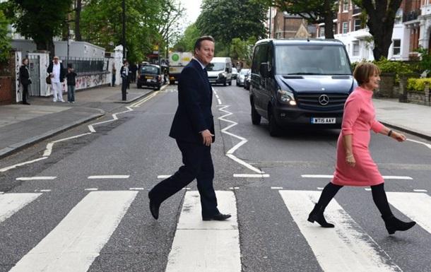 Кэмерон агитирует за союз ЕС с помощью Beatles
