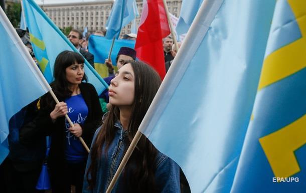 Крымские татары хотят автономию в составе Украины