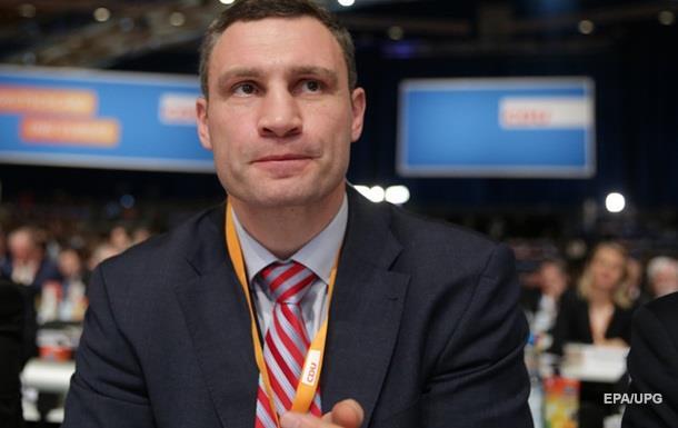 Кличко рассказал, где в Киеве может пройти Евровидение