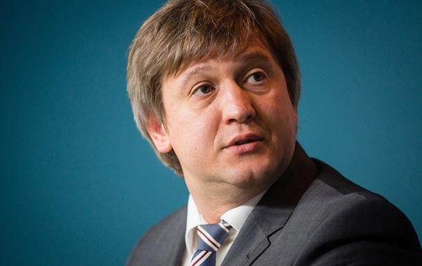 Украина не может снижать налоги - министр финансов