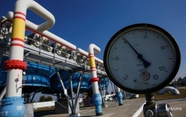 Украина еще на 14% сократила потребление газа