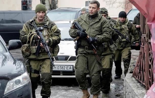 Захарченко оголосив про  праймеріз  в Донецьку
