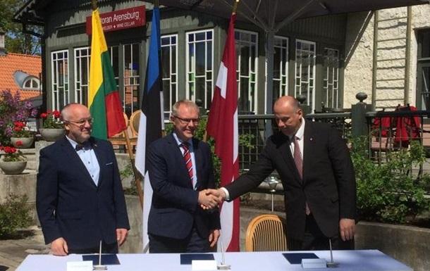 Страны Балтии предложили создать  танковый Шенген