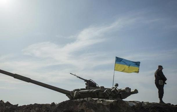 Свободное «плавание» украинских танкистов