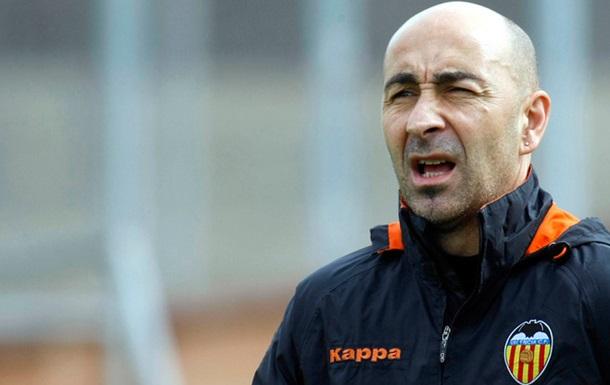 Офіційно: Айестаран - головний тренер Валенсії