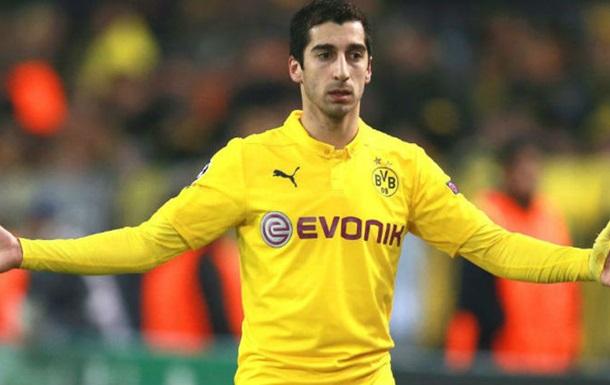 Мхитарян стал лучшим игроком Бундеслиги по итогам сезона
