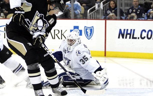 НХЛ. Питтсбург сравнивает счет в серии с Тампой
