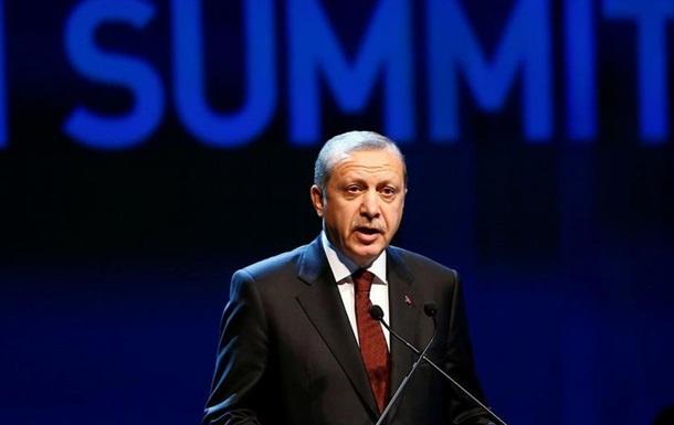Ердоган погрожує заблокувати угоду щодо біженців за відсутності прогресу в питанні віз