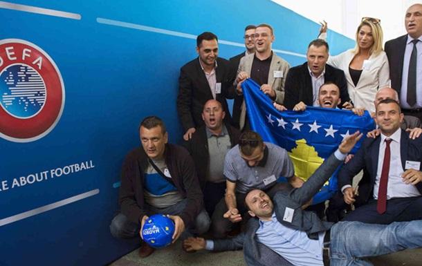 УЄФА вирішує питання участі збірних Росії, Косова і Гібралтару в кваліфікації до ЧС-2018