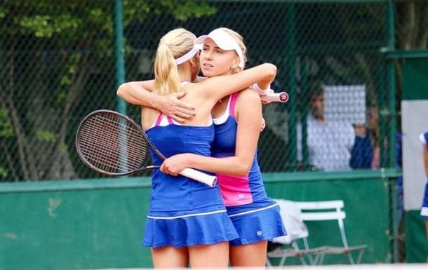 Ролан Гаррос (WTA). Сестры Киченок во втором раунде парного разряда