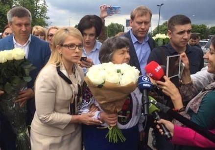 Порошенко-Савченко-Тимошенко. Понеслась!