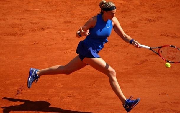 Ролан Гаррос (WTA). Халеп, Квитова, Шафаржова и Мугуруса в следующем круге,