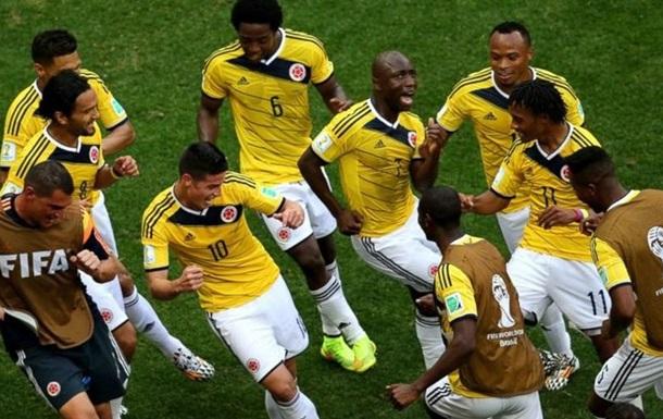 Копа Америка. Колумбия огласила окончательную заявку